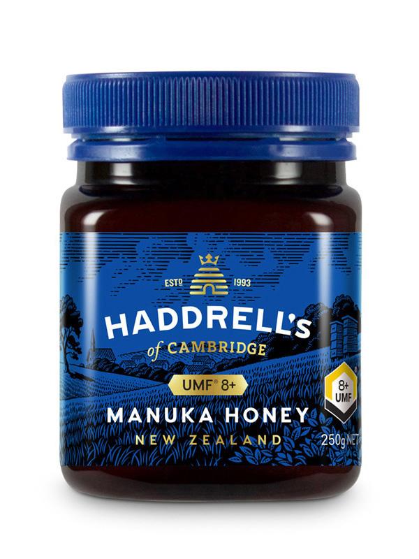 8+ Manuka Honey 250g