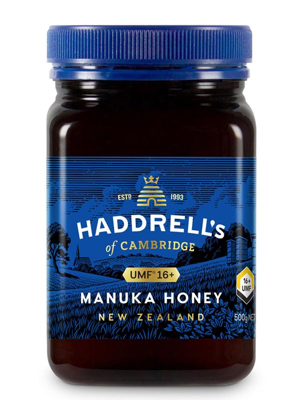 16+ Manuka Honey 500g