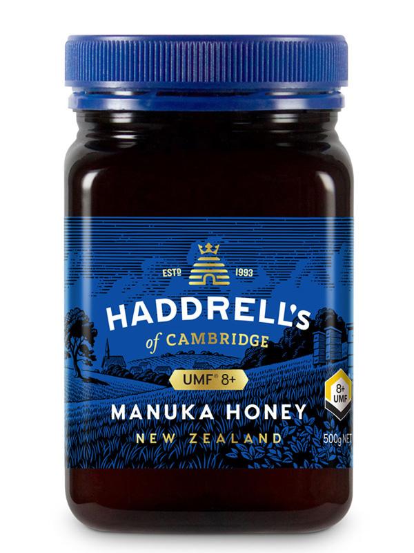 8+ Manuka Honey 500g